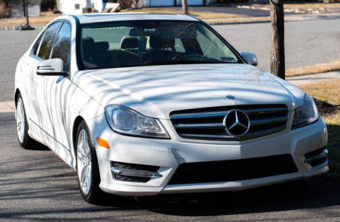 2012 Mercedes-Benz C-Class for sale at EVB Auto Sales in Norristown PA