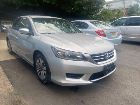 2013 Honda Accord for sale at Discount Auto Sales & Services in Paterson NJ