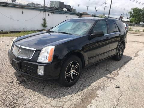 2005 Cadillac SRX for sale at Eddie's Auto Sales in Jeffersonville IN