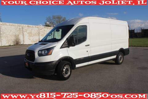 2016 Ford Transit Cargo for sale at Your Choice Autos - Joliet in Joliet IL