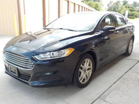 2014 Ford Fusion for sale at Automotive Locator- Auto Sales in Groveport OH