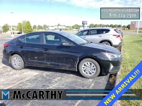 2019 Hyundai Elantra for sale at Mr. KC Cars - McCarthy Hyundai in Blue Springs MO