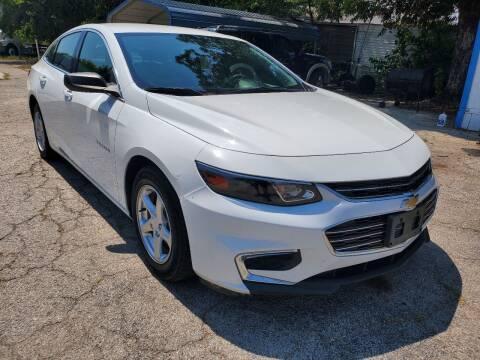 2016 Chevrolet Malibu for sale at Tony's Auto Plex in San Antonio TX