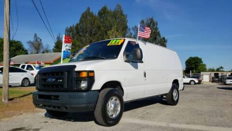2009 Ford E-Series Cargo for sale at GP Auto Connection Group in Haines City FL
