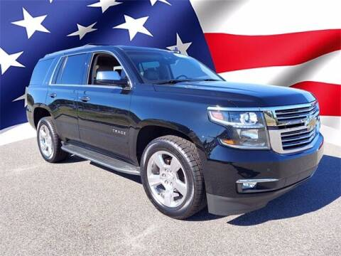 2016 Chevrolet Tahoe for sale at Gentilini Motors in Woodbine NJ
