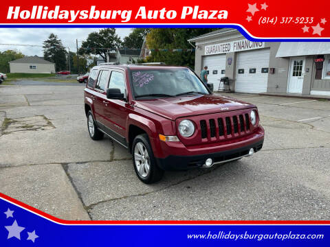 2012 Jeep Patriot for sale at Hollidaysburg Auto Plaza in Hollidaysburg PA