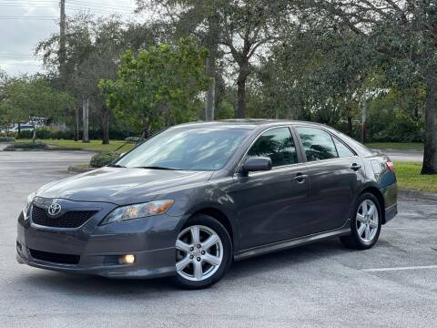 2008 Toyota Camry for sale at Citywide Auto Group LLC in Pompano Beach FL