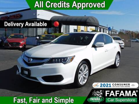 2017 Acura ILX for sale at FAFAMA AUTO SALES Inc in Milford MA
