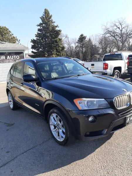 2011 BMW X3 for sale at JR Auto in Brookings SD