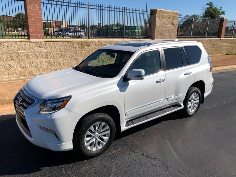 2018 Lexus GX 460 for sale at Beaton's Auto Sales in Amarillo TX