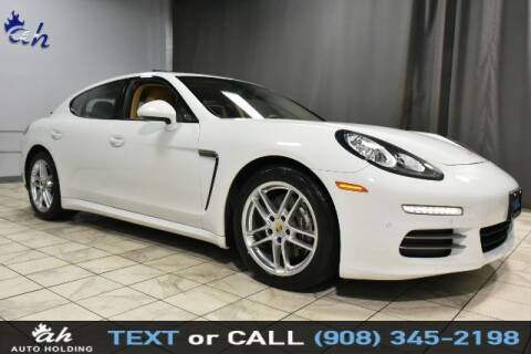 2016 Porsche Panamera for sale at AUTO HOLDING in Hillside NJ