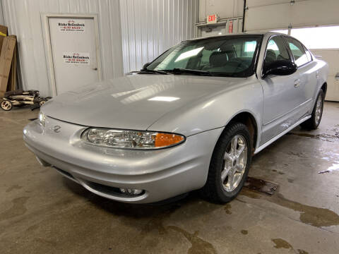 2003 Oldsmobile Alero for sale at Blake Hollenbeck Auto Sales in Greenville MI