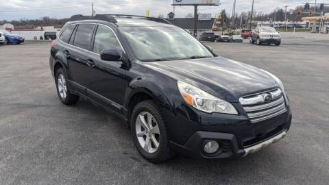 2014 Subaru Outback for sale at Newport Auto Group in Austintown OH