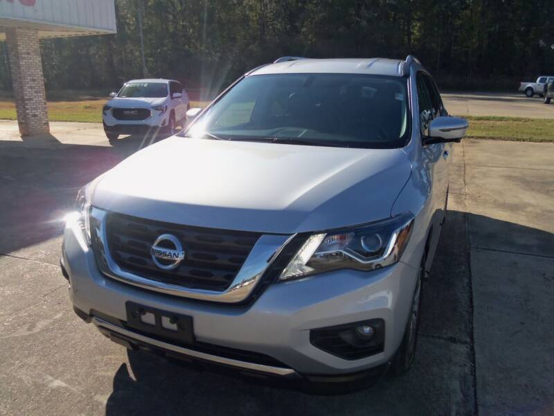 2020 Nissan Pathfinder for sale at Howell Buick GMC Nissan in Summit MS