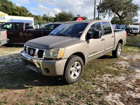 2006 Nissan Titan for sale at Advance Import in Tampa FL