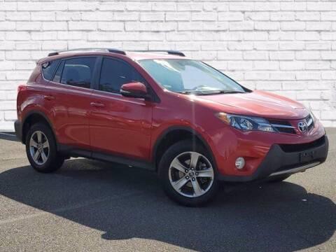 2015 Toyota RAV4 for sale at Contemporary Auto in Tuscaloosa AL