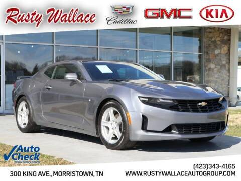 2019 Chevrolet Camaro for sale at RUSTY WALLACE CADILLAC GMC KIA in Morristown TN