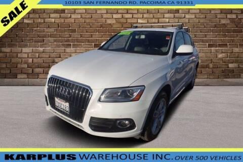 2017 Audi Q5 for sale at Karplus Warehouse in Pacoima CA