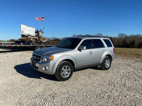 2010 Ford Escape for sale at Ken's Auto Sales & Repairs in New Bloomfield MO