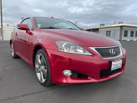 2011 Lexus IS 350C for sale at Approved Autos in Sacramento CA