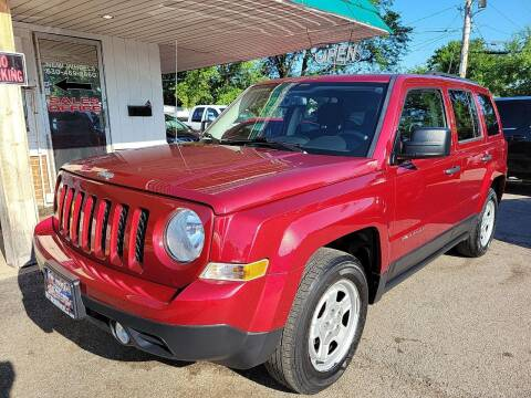 2014 Jeep Patriot for sale at New Wheels in Glendale Heights IL