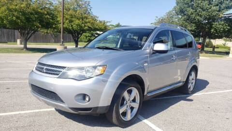 2009 Mitsubishi Outlander for sale at Nationwide Auto in Merriam KS