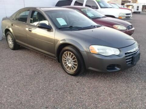 2005 Chrysler Sebring for sale at 1ST AUTO & MARINE in Apache Junction AZ