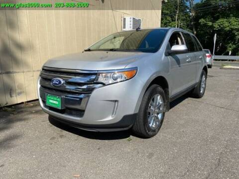 2014 Ford Edge for sale at Green Light Auto Sales LLC in Bethany CT