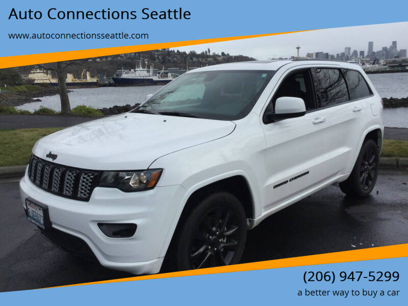 2018 Jeep Grand Cherokee for sale at Auto Connections Seattle in Seattle WA