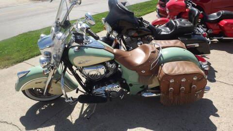 2017 Indian Chief for sale at Choice Auto in Carroll IA