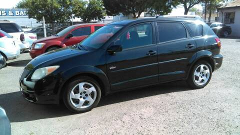 2005 Pontiac Vibe for sale at Larry's Auto Sales Inc. in Fresno CA