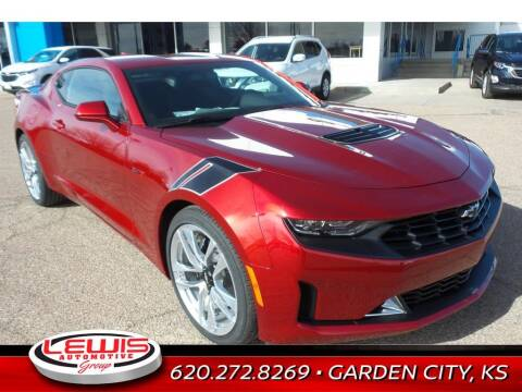 2021 Chevrolet Camaro for sale at Lewis Chevrolet Buick of Liberal in Liberal KS