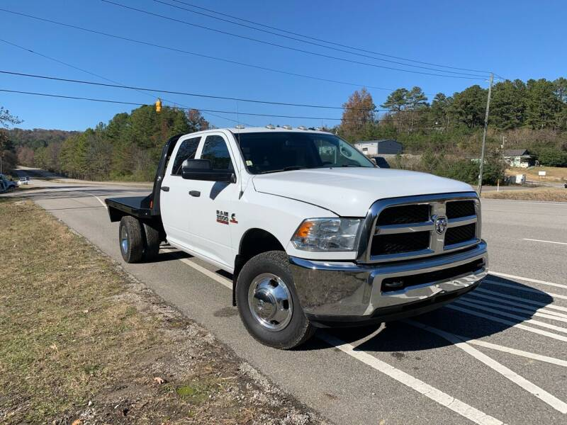 2016 RAM Ram Chassis 3500 for sale at Anaheim Auto Auction in Irondale AL