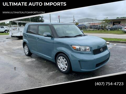 2008 Scion xB for sale at ULTIMATE AUTO IMPORTS in Longwood FL