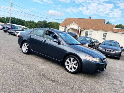 2004 Acura TSX for sale at New Wave Auto of Vineland in Vineland NJ