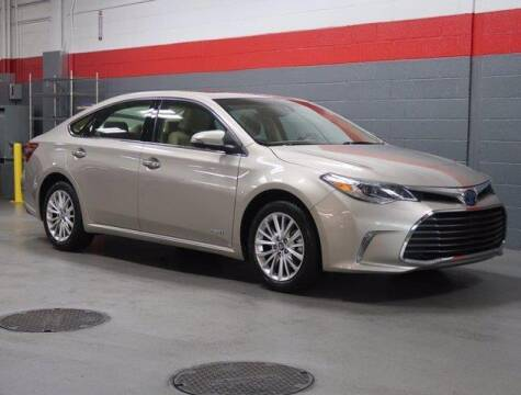 2018 Toyota Avalon Hybrid for sale at CU Carfinders in Norcross GA