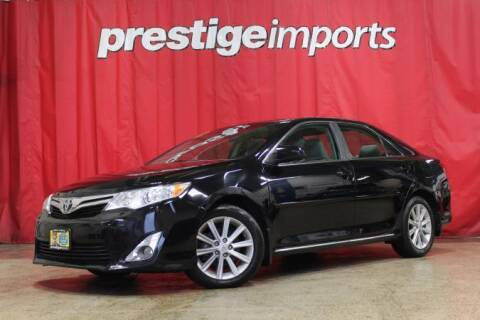 2013 Toyota Camry for sale at Prestige Imports in St Charles IL