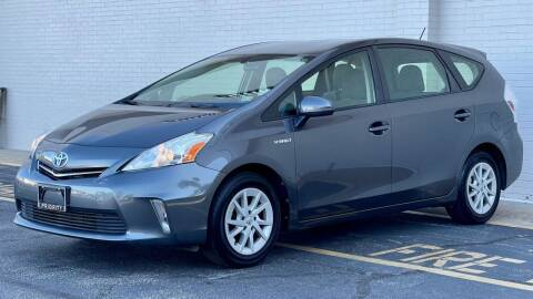 2014 Toyota Prius v for sale at Carland Auto Sales INC. in Portsmouth VA