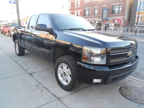 2008 Chevrolet Silverado 1500 for sale at Metropolitan Automan, Inc. in Chicago IL