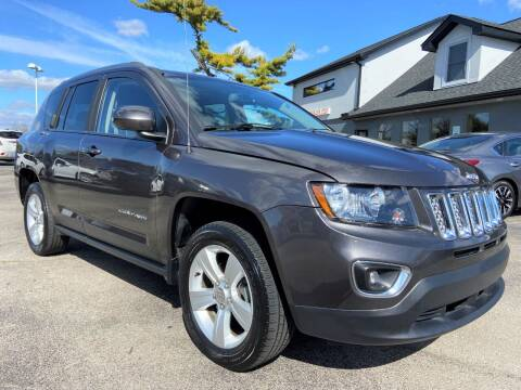 2015 Jeep Compass for sale at Heritage Automotive Sales in Columbus in Columbus IN