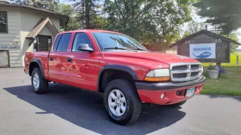 2004 Dodge Dakota for sale at Shores Auto in Lakeland Shores MN