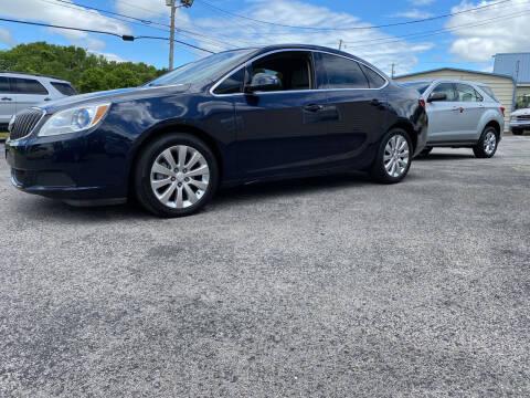2015 Buick Verano for sale at K & P Used Cars, Inc. in Philadelphia TN
