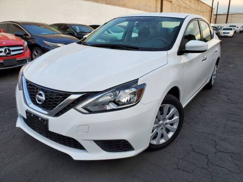 2017 Nissan Sentra for sale at Auto Center Of Las Vegas in Las Vegas NV