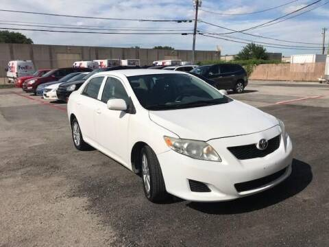 2010 Toyota Corolla for sale at Reliable Auto Sales in Plano TX