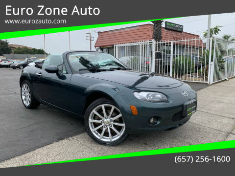 2006 Mazda MX-5 Miata for sale at Euro Zone Auto in Stanton CA