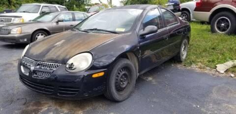 2005 Dodge Neon for sale at Tri City Auto Mart in Lexington KY
