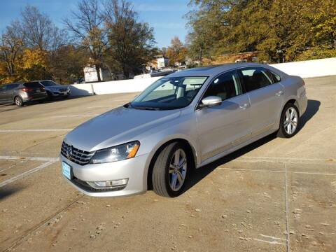 2012 Volkswagen Passat for sale at Crown Auto Group in Falls Church VA