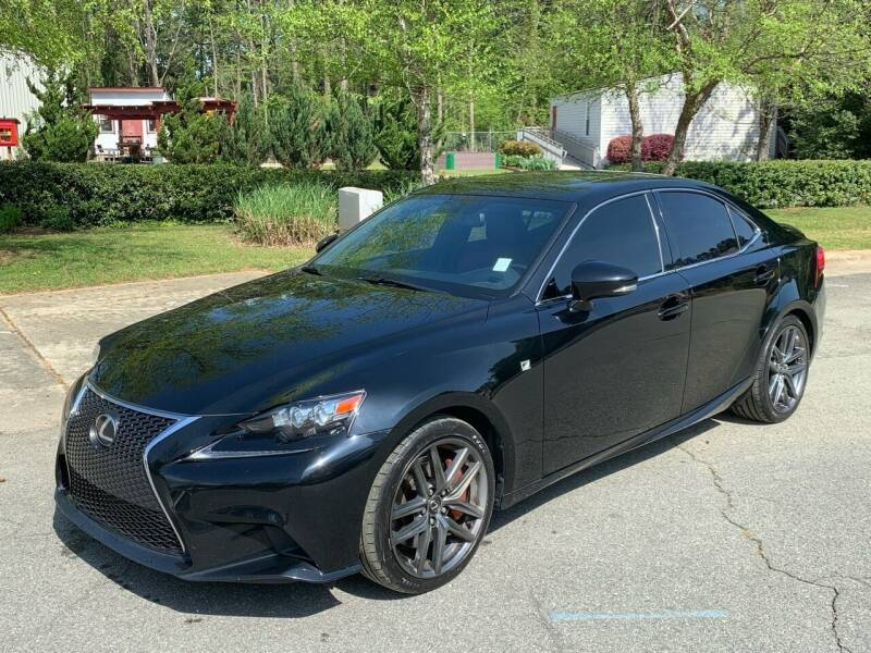 2016 Lexus IS 200t for sale at Triangle Motors Inc in Raleigh NC