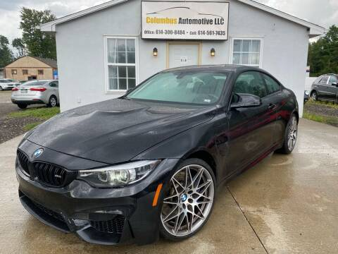 2018 BMW M4 for sale at COLUMBUS AUTOMOTIVE in Reynoldsburg OH