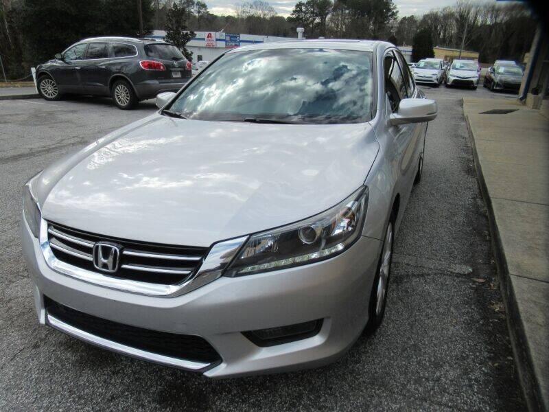 2014 Honda Accord for sale at Southern Auto Solutions - Georgia Car Finder - Southern Auto Solutions - 1st Choice Autos in Marietta GA